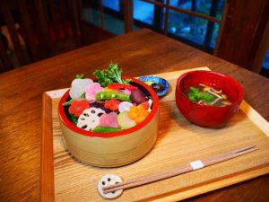 花のちらし寿司