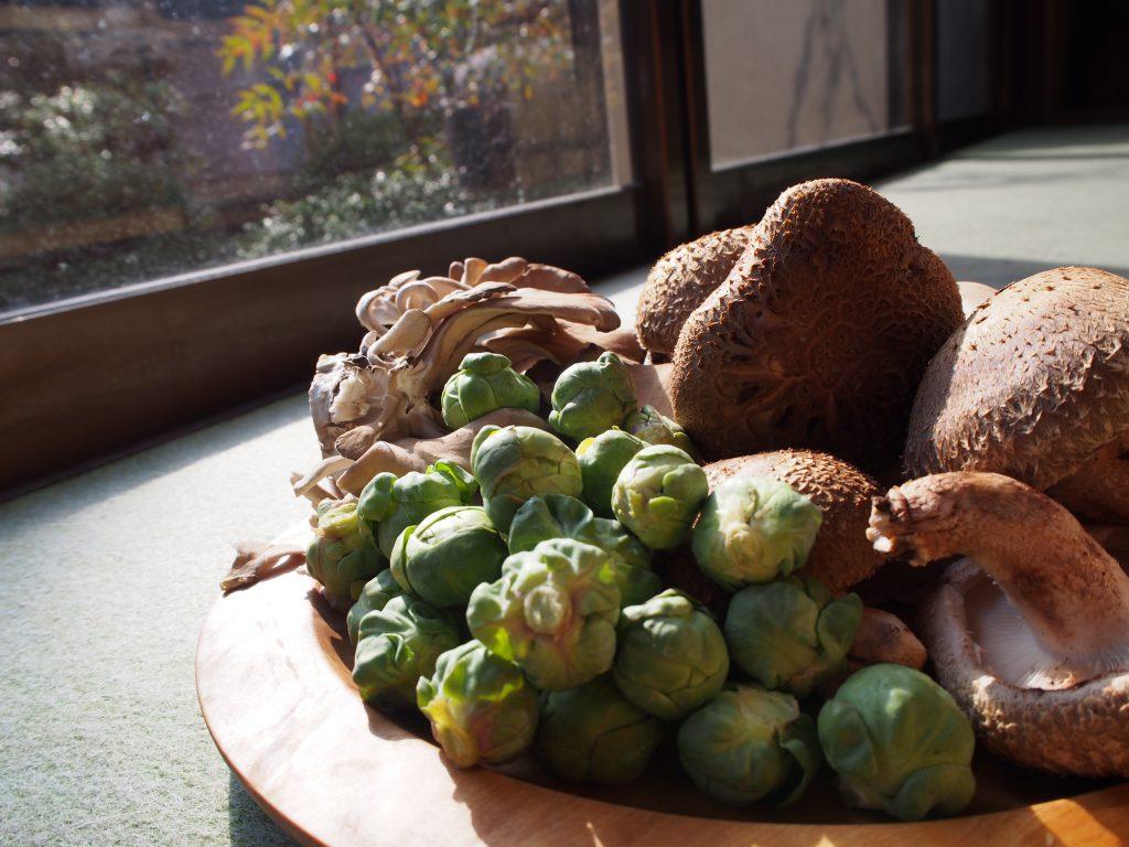 茶倉 野菜